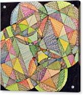 Circle Around  Acrylic Print