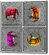 Circle Acrylic Print