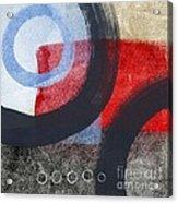 Circles 1 Acrylic Print