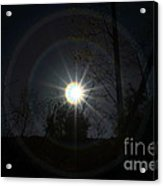 Circles Around The Sun Acrylic Print