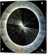 Circles Do Not Exist 720 The Shape Of Pi Acrylic Print