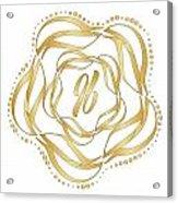 Circularity No. 694 Acrylic Print