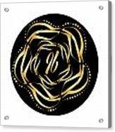 Circularity No. 698 Acrylic Print