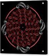 Circularity No. 711 Acrylic Print