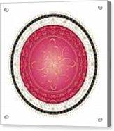 Circularity No. 730 Acrylic Print