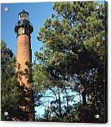 Cirrituck Beach Light Acrylic Print
