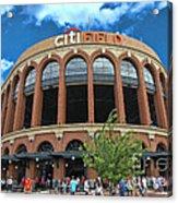 Citi Field Entrance Rotunda Acrylic Print