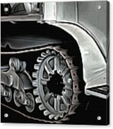 Citroen Half Track - Automobile  Acrylic Print