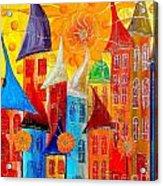 City 531-11-13 Marucii Acrylic Print