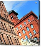 City Architecture Kcmo Acrylic Print