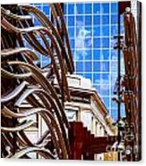 City Center-33  Acrylic Print