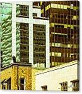 City Center-74 Acrylic Print