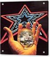 City Dreams Acrylic Print by Scott Ware