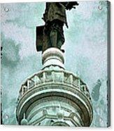City Hall Billy Acrylic Print