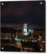 City Hall Centerpiece Acrylic Print