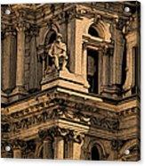 City Hall Closeup Acrylic Print