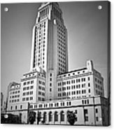 City Hall. Acrylic Print