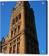 City Hall - Milwaukee Acrylic Print
