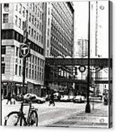 City Life Acrylic Print by Kip Krause