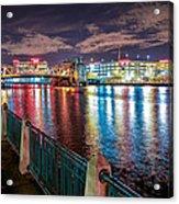 City Lights Acrylic Print