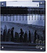 City Long Beach  Acrylic Print