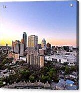 City Of Austin Texas Acrylic Print