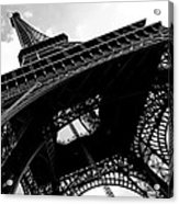 City Of Love Acrylic Print