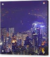 City Of Magic Acrylic Print