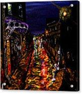 City Of Many Acrylic Print