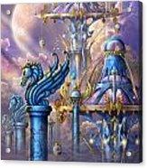 City Of Swords Acrylic Print