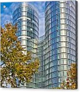 City Of Zagreb Modern Architecture Acrylic Print