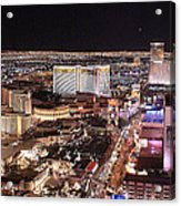 City Scapes Acrylic Print