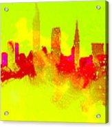 City Vibe Acrylic Print