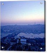 Romance Of Istanbul Acrylic Print