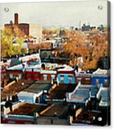 City View Six Acrylic Print