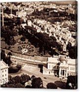 City Vista 2 Acrylic Print