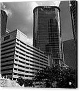 Cityscape 23 G Houston Acrylic Print