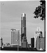 Cityscape 28 C Austin Acrylic Print