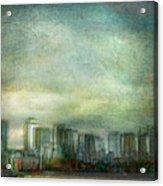 Cityscape #32. Chrystalhenge Acrylic Print