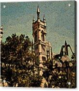 Cityview Acrylic Print