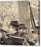 Civil War 3 Acrylic Print