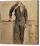 Civil War. A Negro Sailor, Charles Acrylic Print
