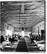 Civil War: Hospital, 1865 Acrylic Print