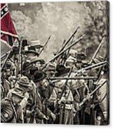 Civil War South  Acrylic Print