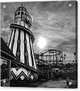 Clacton Pier  Acrylic Print
