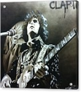 Clapton Acrylic Print