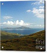 Clare Island Connemara Ireland Acrylic Print