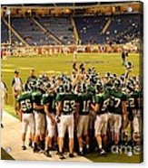 Clare Pioneers At Ford Field Acrylic Print