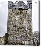 Claregalway Castle - Ireland Acrylic Print
