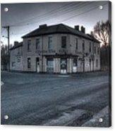 Clarendon Arms Hotel Tasmania Acrylic Print
